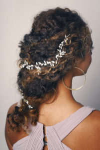 Bridal Hair Asheville